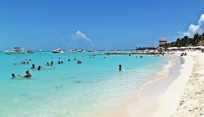 north beach isla mujeres