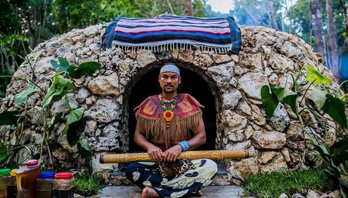 mayan temazcal ritual