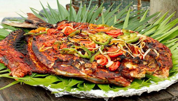 Tikin Xic Isla Mujeres traditional dish