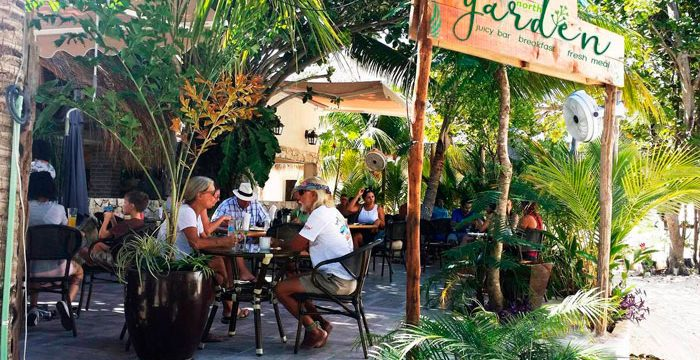Types of restaurants in Isla Mujeres