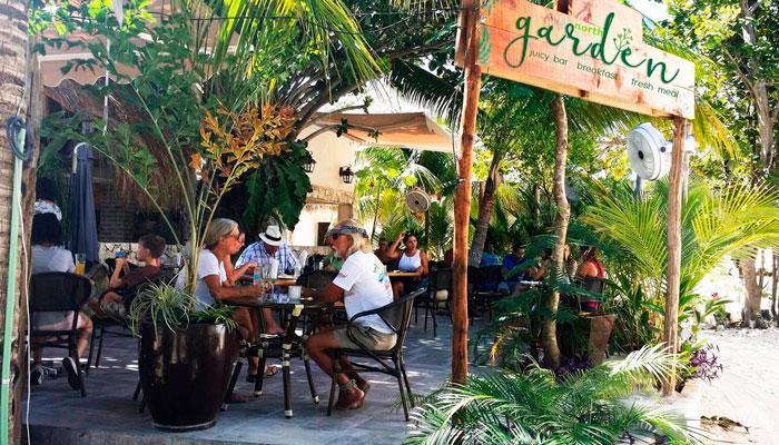 Types of restaurants in Isla Mujeres