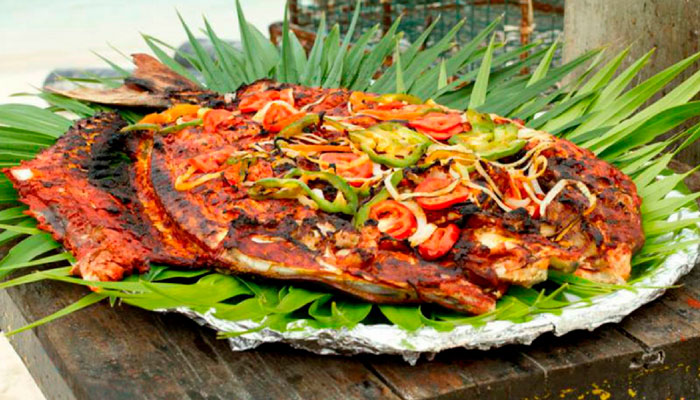Tikin Xic Fish from Isla Mujeres
